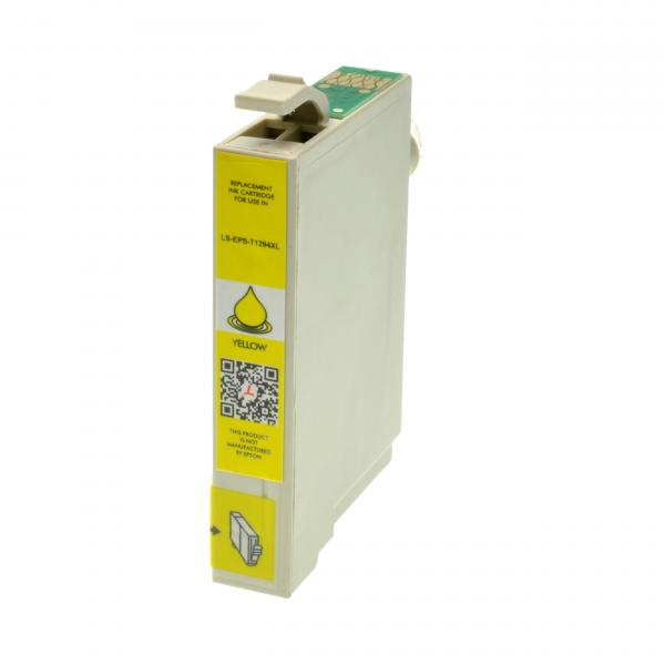 Cartus Cerneala Compatibil Epson T1294 C13T12944010 - Yellow