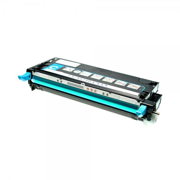 Cartus toner compatibil Xerox Phaser 6180, 6180DN, 6180MFP - Cyan (6000 pagini)