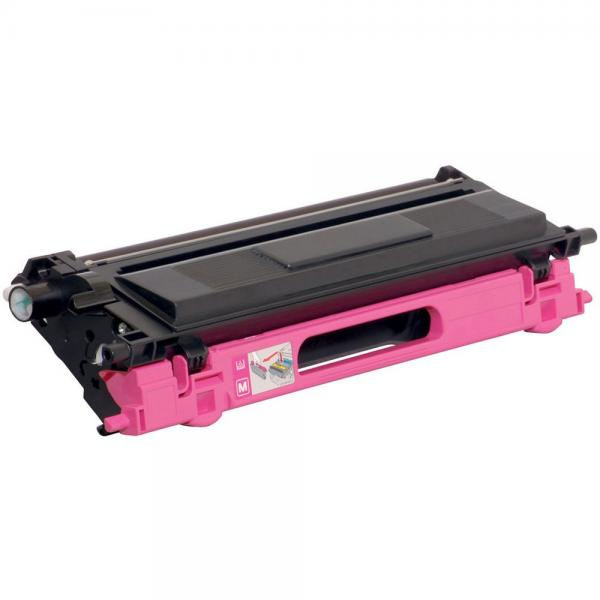 Cartus compatibil Brother TN - 130, 135M - Magenta (4000 pagini)