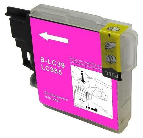 Cartus cerneala compatibil Brother LC985XL - Magenta