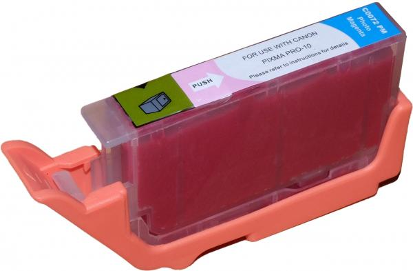 Cartus compatibil cerneala Canon PGI72 - Photo Magenta