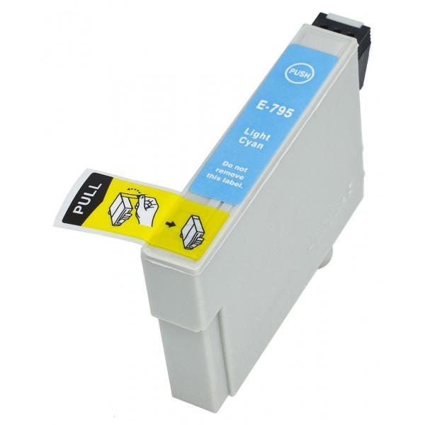 Cartus cerneala compatibil Epson - T0795 - Light Cyan