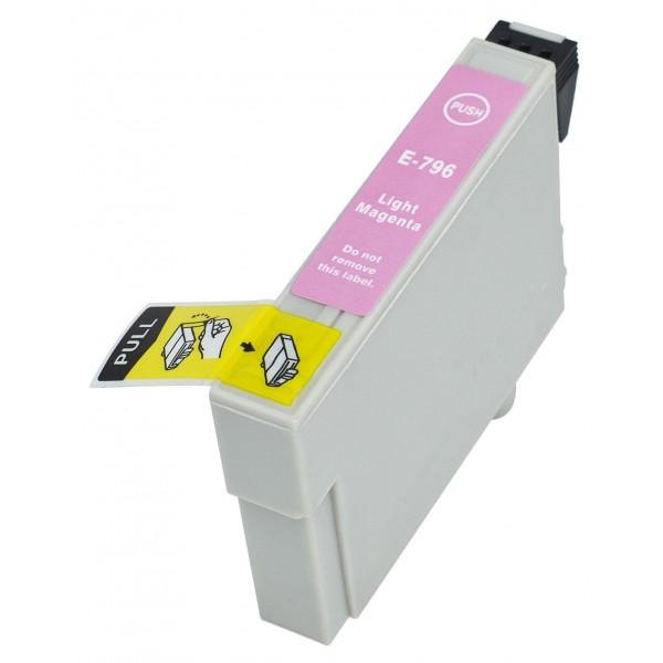 Cartus cerneala compatibil Epson - T0796 - Light Magenta