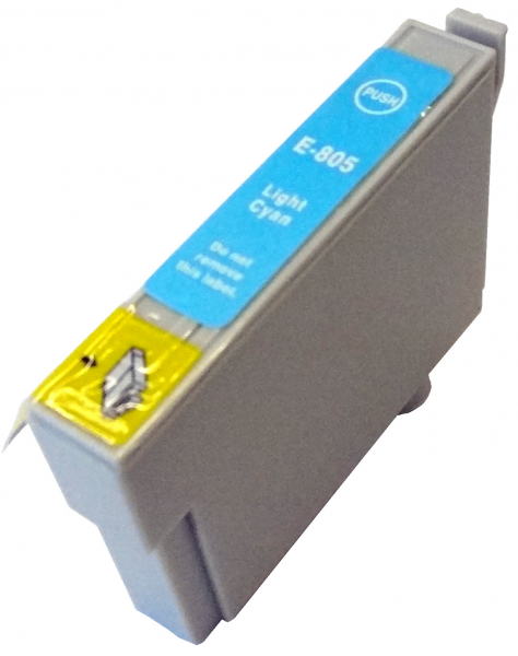 Cartus cerneala compatibil Epson - T0805 - Light Cyan