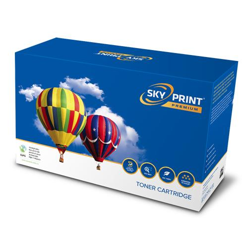 Cartus toner Sky Print compatibil HP CC532A - Yellow