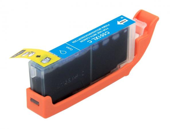 Cartus compatibil Canon CLI - 551XL Cyan (12 ml) 0