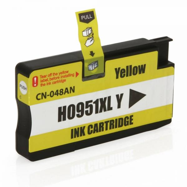 Cartus compatibil HP Nr. 951XL CN048AE - Yellow 0