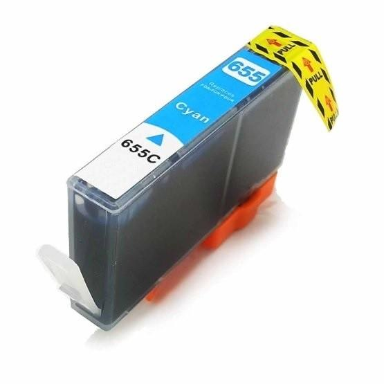Cartus compatibil HP 655XL CZ110AE, Cyan (18ml)