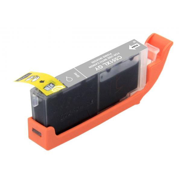 Cartus compatibil Canon CLI - 551XL Grey (12 ml)