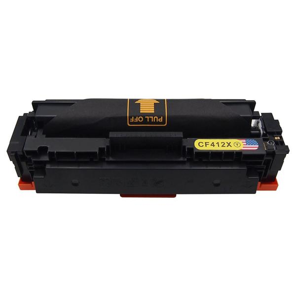 Cartus Toner  Compatibil  HP CF412X - Yellow