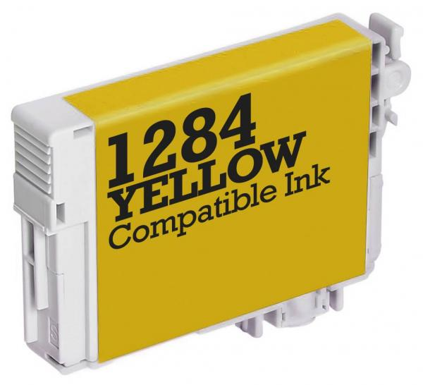 Cartuse Cerneala Compatibile Epson T1284 - Yellow